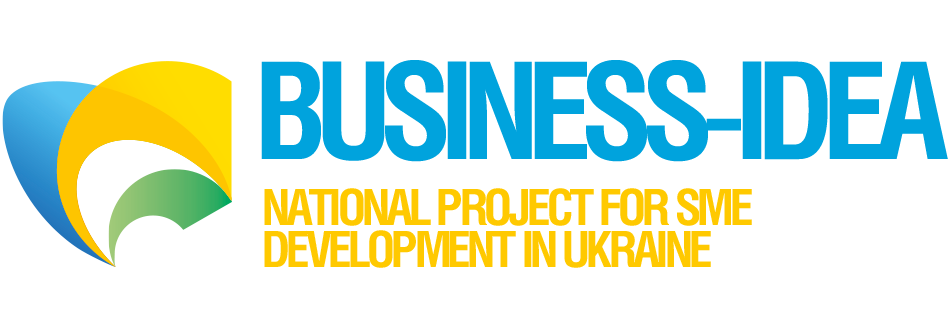 NATIONAL PROJECT OF BUSINESS DEVELOPMENT IN UKRAINE